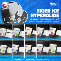 Tiger Arc Ice Edition Gaming Mouse Feet Hyperglide / Hyperglides