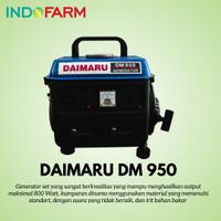 Genset Daimaru DM 950 - 800 Watt