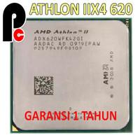 Prosesor AMD Athlon II X4 620 Propus Quad-Core 2.6 GHz Socket AM3