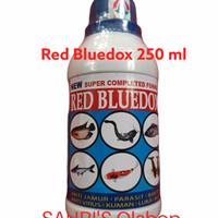 Obat Ikan Red Bluedox Anti Jamur Parasit Bakteri Gurami Lele Nila dll