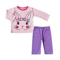 BEARHUG Baju Bayi / Anak Setelan Perempuan / Cewe XPD850 - 3-6 Bulan