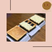 Levina's Cake Kue Lapis Legit [20x20] [20x10] Original / Keju / Plum - 20x20, Mix Keju Plum