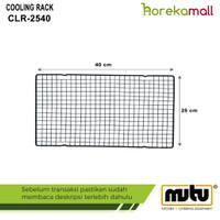 Rak Kue/ Cooling Rack Cafe/ Pendingin Kue Props 25 x 41 cm CLR-2540