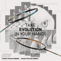 ORIGINAL Raket Badminton Yonex Astrox 88s 88d - Tour