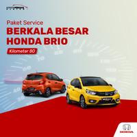 Paket Service Berkala Honda Brio 80K