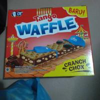 Tango Waffle Wafer Cranch Chox 1 Box isi 20 Bungkus