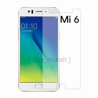 Tempered Glass Mi 6 / Mi6 / Xiaomi Mi6 Anti Gores Kaca 9H