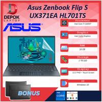 Asus Zenbook Flip S UX371EA HL701TS i7 1165G7 16GB 1TBSSD IrisXe W10