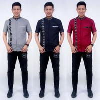 Baju Koko Pria Modern Murah Terbaru 2021 Modis Trendy Model Elegan New