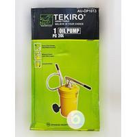 TEKIRO Hand Oil Pump 20 Liter Pompa Oli Manual 20L AU-OP1013