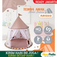 Tenda Anak Castle Indian Style dan Chicken Size 116x123 CM MA11