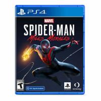 PS4 Spider Man Miles Morales Region 2/ Marvel's Spiderman