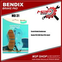 Kampas Rem Bendix MD 31 untuk PCX CBU - Depan (bukan untuk pcx lokal)