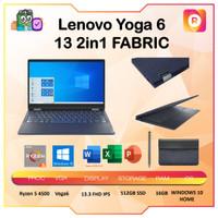 Lenovo Yoga 6 13 2in1 FABRIC Ryzen 5 4500 16GB 512ssd Vega6 OHS 19ID