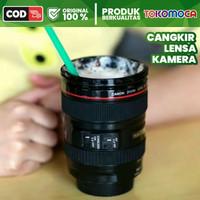 Gelas Mug Lensa Kamera EF 24-105mm 400 ml - Gelas Lensa Kamera
