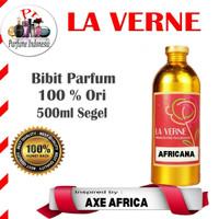 BIBIT PARFUM MURNI AFRICANA   AXE AFRICA (LA VERNE) 500ML SEGEL