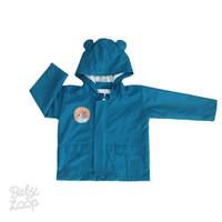 Jacket Water Repellent - Bear Tosca - Baby Loop - BabyLoop