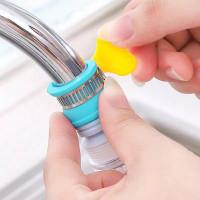 Sambungan Kran FLEXIBLE Filter Air Anti Splash Shower