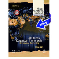 Buku Akuntansi Keuangan Menengah Volume 2 Edisi IFRS - Donald E. Kieso