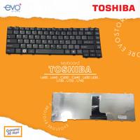 KEYBOARD LAPTOP Toshiba Satellite C600 C640 L600 L635 L645 L735 DOFF
