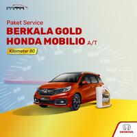Paket Service Berkala GOLD Honda Mobilio AT 80K