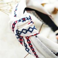 WHITE HEADBAND / BANDO WANITA