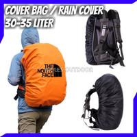 Cover Bag / Rain Cover 30 Liter / Pelindung Tas