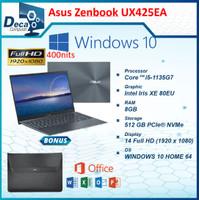Laptop Asus Zenbook UX425EA BM551TS i5 1135G7 8GB 512ssd IrisXe 80EU