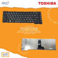 KEYBOARD LAPTOP Toshiba Satellite L600 L630 L640 C600 C640 L735- Black