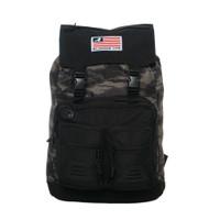 Bloods Tas Bag Pack Billys 03 Black Army