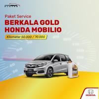 Paket Service Berkala GOLD Honda Mobilio 50K/70K/110K