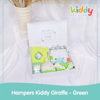 Kiddy Baby Hampers/ Baby Set - Giraffe Green - 1207