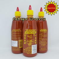 Nang Fah Sriracha Hot Chilli Sauce Thailand 740ml