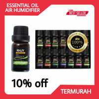 RHJY Pelembab Ruangan Minyak Essential Oil Aroma Theraphy Terapi