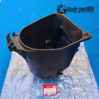 Box Bagasi Helm Luggage Motor Bawah Jok Supra X 125 Karisma Ori AHM 81