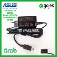 Adaptor Charger Casan Laptop Asus E202SA E202S E202 19V 1.75A Ori
