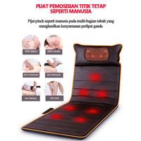 Alat Pijat untuk Leher dan Pinggang Multifungsi
