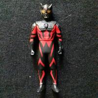 Sofubi 11 Cm Ultraman Zero Darkness by Bandai 2012