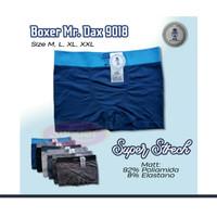 Grosir Celana Dalam Boxer Pria Mr Dax Seamless CD Bokser Laki L XL XXL