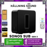Sonos Sub Gen3 - wireless subwoofer Black/White