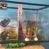 Paket Lengkap Aquarium Nikita Size L