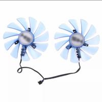 fan gpu HIS IceQ RX580,XFX580 95MM set 2pcs