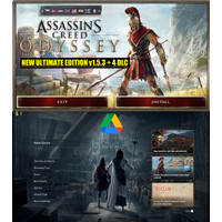 PC Games Assassins Creed Odyssey GOLD EDITION