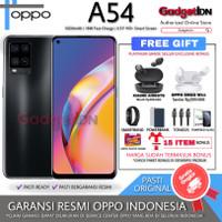 OPPO A54 4/128GB GARANSI RESMI OPPO INDONESIA - Purple 4/64GB, TANPA BONUS
