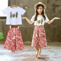 Baju Setelan Anak Cewek Celana Kulot Batik usia 3-10tahun