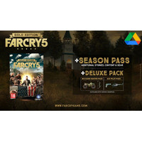 PC Games Far Cry 5 GOLD EDITION