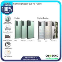 Ringke Galaxy S20 FE Fusion Softcase Anti Crack Hybrid Military