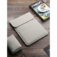 Laptop Asus ZenBook Pro Duo UX581 14 Tas Sleeve Leather Premium Cover