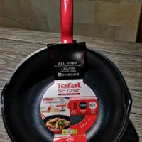 Tefal So Chef Deep Frying Pan 28cm/Induction Pan /Wajan kompor Induksi