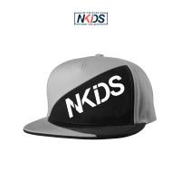 Topi Anak Cowok Korea Snapback NKIDS Variasi Pola